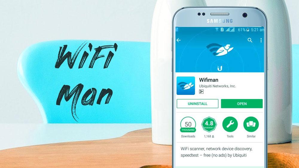 دانلود نرم افزار WiFiman ؛ برترین اپلیکیشن تست سرعت اینترنت