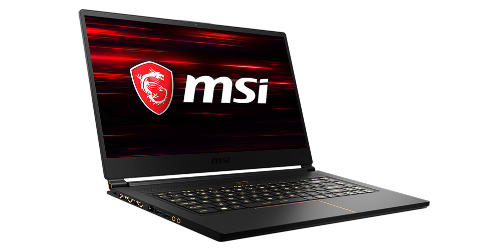لپتاپ MSI GS65
