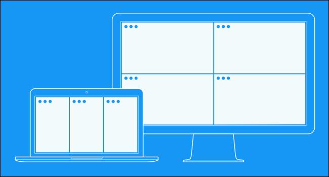 برنامه Magnet برای سازماندهی پنجره ها