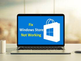 حل مشکل باز نشدن microsoft store در ویندوز 10