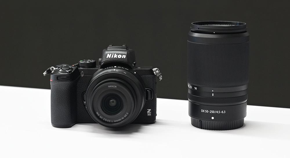 مشخصات احتمالی دوربین Z50 نیکون