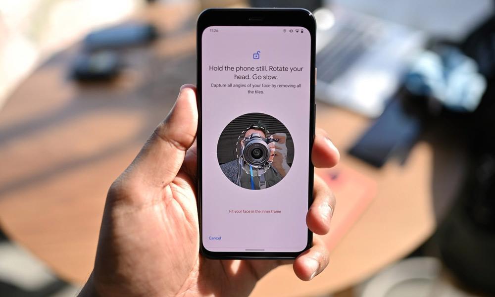 قفل تشخیص چهره پیکسل 4 یا Face ID اپل ؟