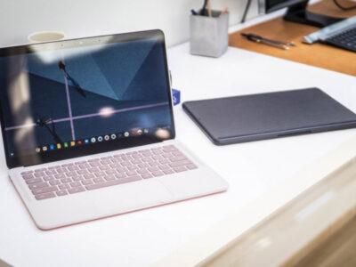 لپ تاپ جدید گوگل، Pixelbook Go با قیمت مناسب رونمایی شد