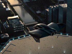 پورشه و بوئینگ برای ساخت خودروی پرنده الکتریکی همکاری می کنند