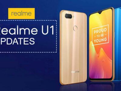 به روزرسانی Realme 1 و Realme U1 شامل حالت Dark و آخرین بسته امنیتی