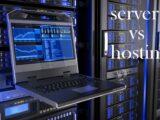 تفاوت هاست و سرور چیست؟