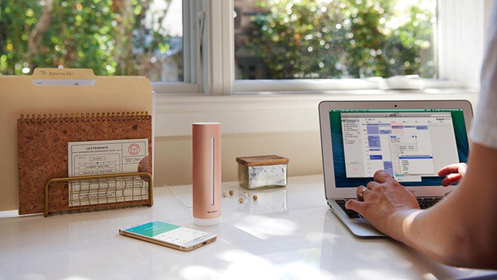 دستگاه هوشمند Netatmo Healthy Home Coach
