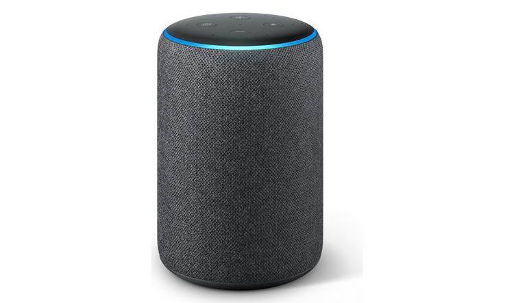 بهترین اسپیکر برای خانههای هوشمند: اسپیکر Amazon Echo Plus (نسل دوم)