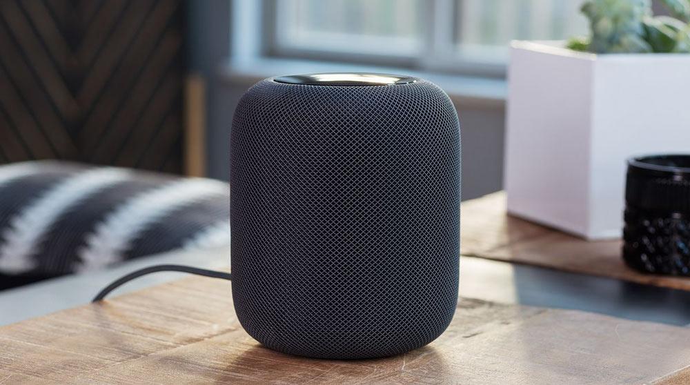 اسپیکر با صدای باکیفیت و فراگیر: Apple HomePod