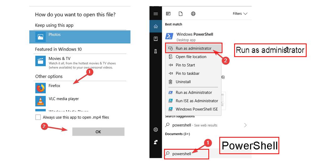 استفاده از PowerShell