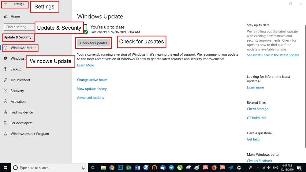 Windows Photo Viewer را بهروز کنید.