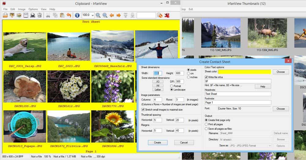 باز کردن عکس با استفاده از برنامههای مختلف