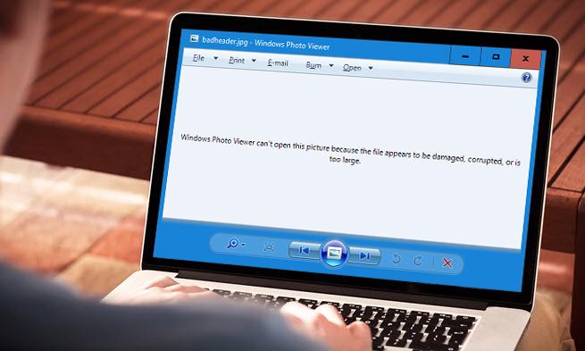 رفع مشکل باز نشدن عکس در ویندوز 10