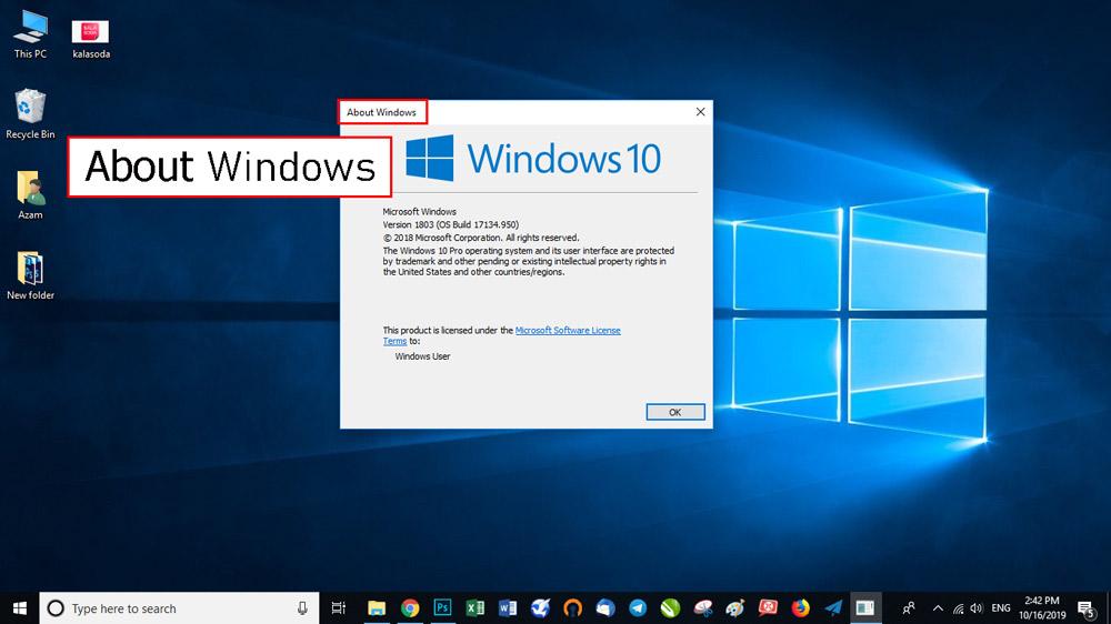 وشهای دسترسی به محیط cmd در نسخههای مختلف ویندوز