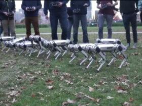 تفریح رباتیک دانشجویان دانشکده مکانیک ام آی تی MIT را ببینیدتفریح رباتیک دانشجویان دانشکده مکانیک ام آی تی MIT را ببینید