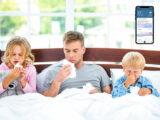 اپلیکیشن آب وهوا با واتسون شما را از فصل آنفلوانزا باخبر میکند