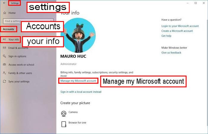 نحوه تغییر نام صفحه ورود به سیستم شما از طریق تنظیمات