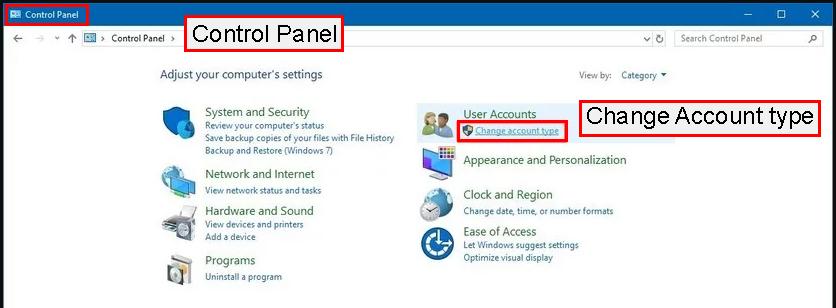 نحوه تغییر نام صفحه ورود به سیستم شما از طریق کنترل پنل