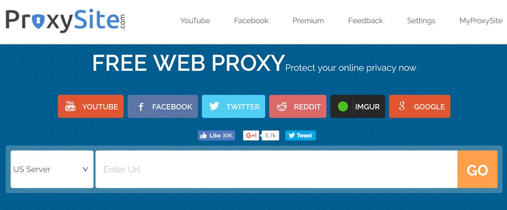 از VPN یا Proxy استفاده کنید.