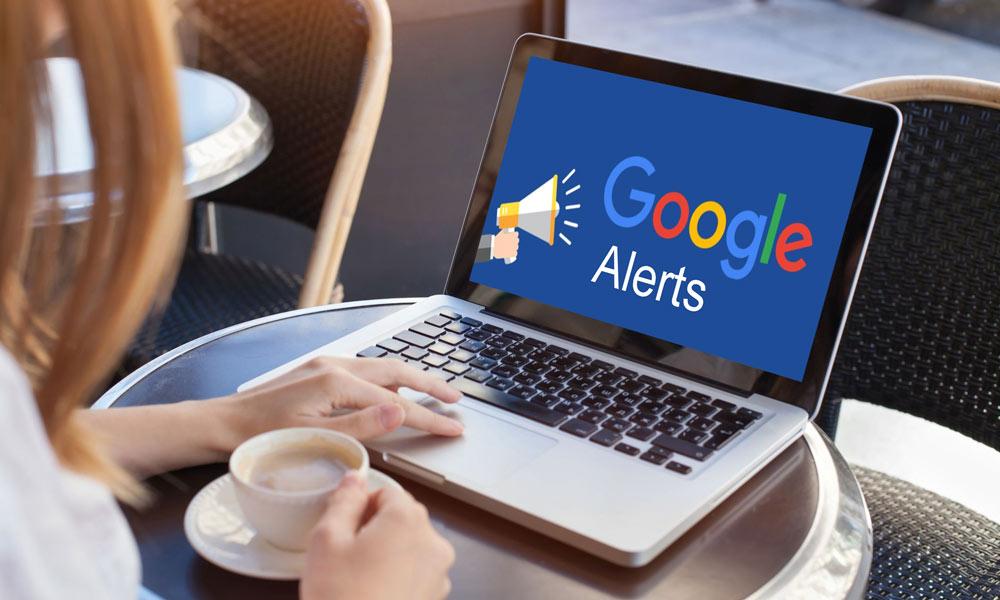 چگونه با گوگل آلرت Google Alerts کار کنیم؟