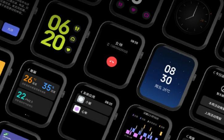 رونمایی از ساعت هوشمند شیائومی می واچ با سیستم عامل Wear OS