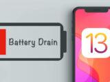 نحوه تشخیص و رفع مشکلات تخلیه باتری در ios 13.2