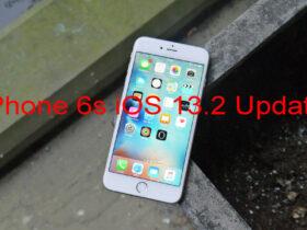 قبل از بهروزرسانی iOS 13.2 در آیفون 6s ، این مقاله را بخوانید