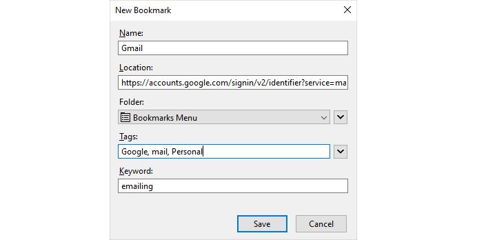 پین و بوکمارک کردن زبانهها برای استفادهها بعدی در فایرفاکس