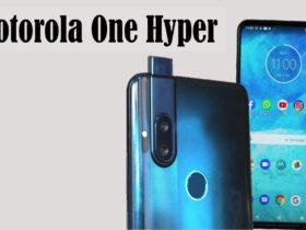 گوشی One Hyper اولین گوشی هوشمند موتورولا با دوبین سلفی پاپ آپ