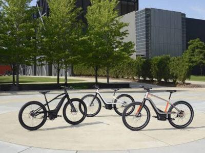 تصاویر جدید از دوچرخه برقی هارلی دیویدسون