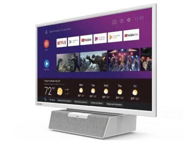 تلویزیون اندرویدی فیلیپس مخصوص آشپزخانه طراحی شده است