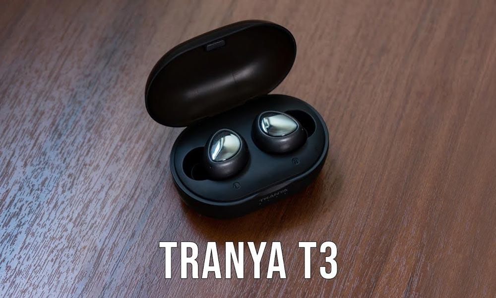بررسی ایرفون بلوتوثی Tranya T3