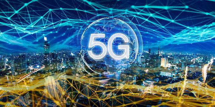کشورهای سردمدار در اینترنت 5G