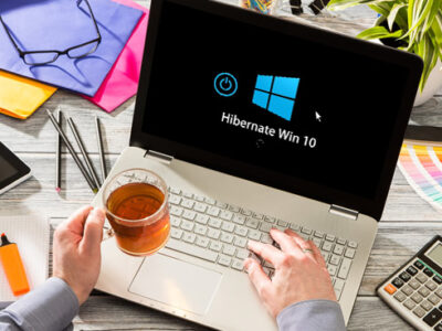 حل مشکل روشن نشدن لپ تاپ بعد از Hibernate