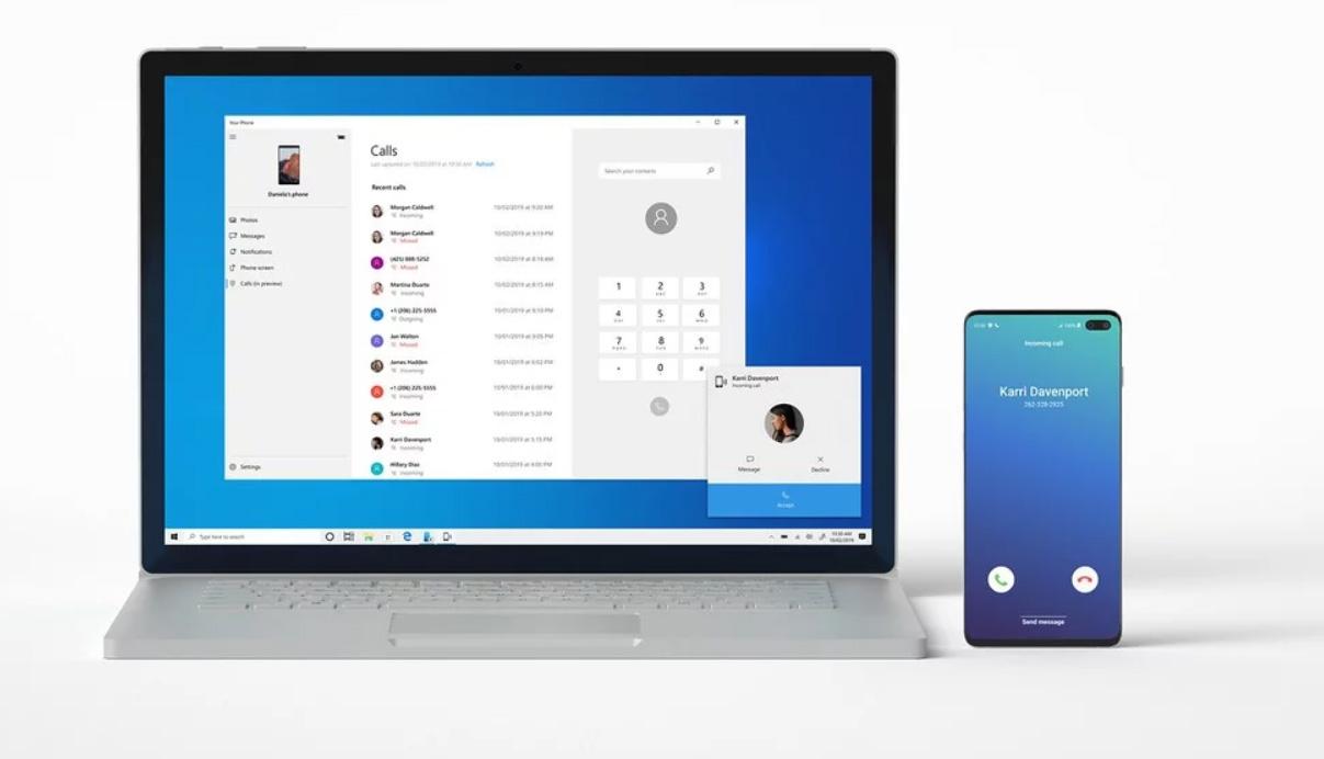 از روی دسکتاپ ویندوز جواب موبایلتان را بدهید / لینک نصب