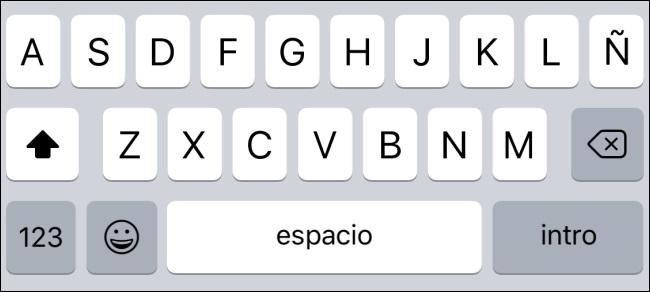 تغییر زبان صفحه کلید