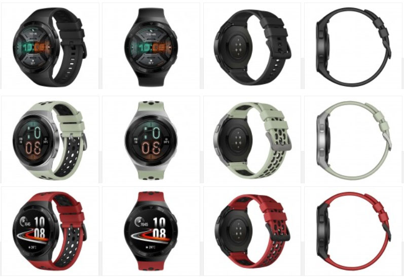 ساعت هوشمند جدید هواوی Watch GT 2e