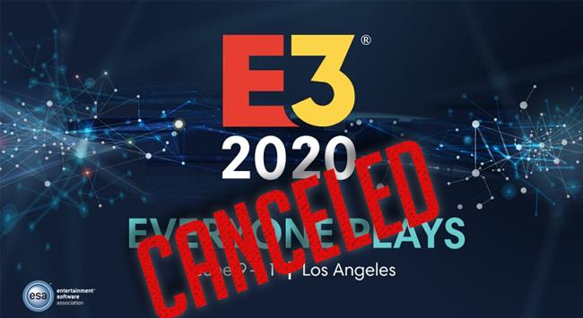 برگزاری نمایشگاه E3 به صورت آنلاین به خاطر کروناویروس