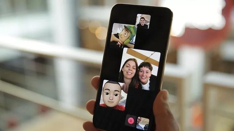 اپلیکیشن تماس تصویری