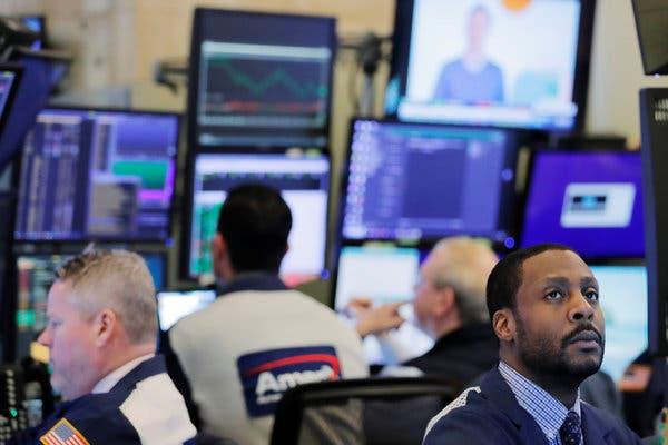سقوط ارزش سهام به دلیل شیوع ویروس کرونا