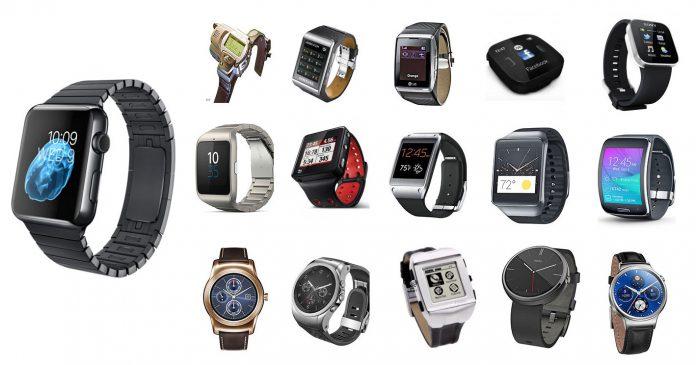 سیر تحول ساعتهای هوشمند از 2000 تا 2020