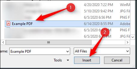 فایل پی دی اف Microsoft Word