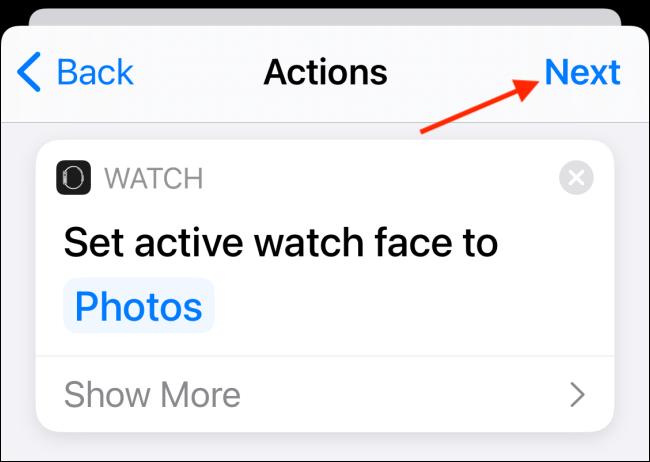 آموزش تغییر خودکار apple watch face