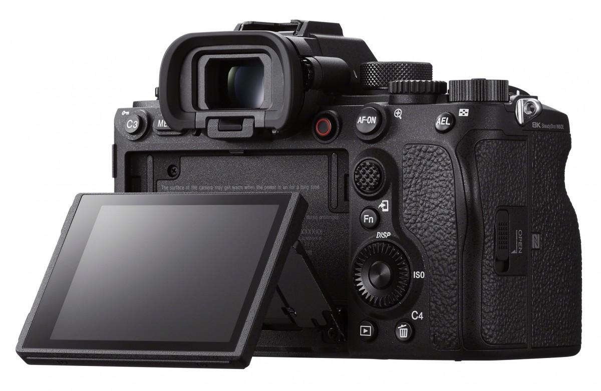 دوربین عکاسی حرفهای بدون آینه SONY Alpha 1