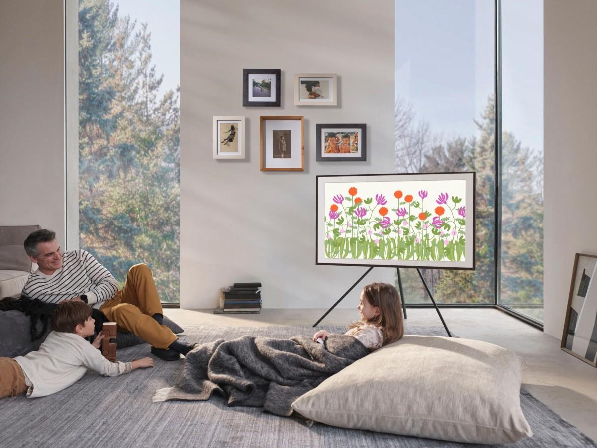 تلویزیون 110 اینچی سامسونگ