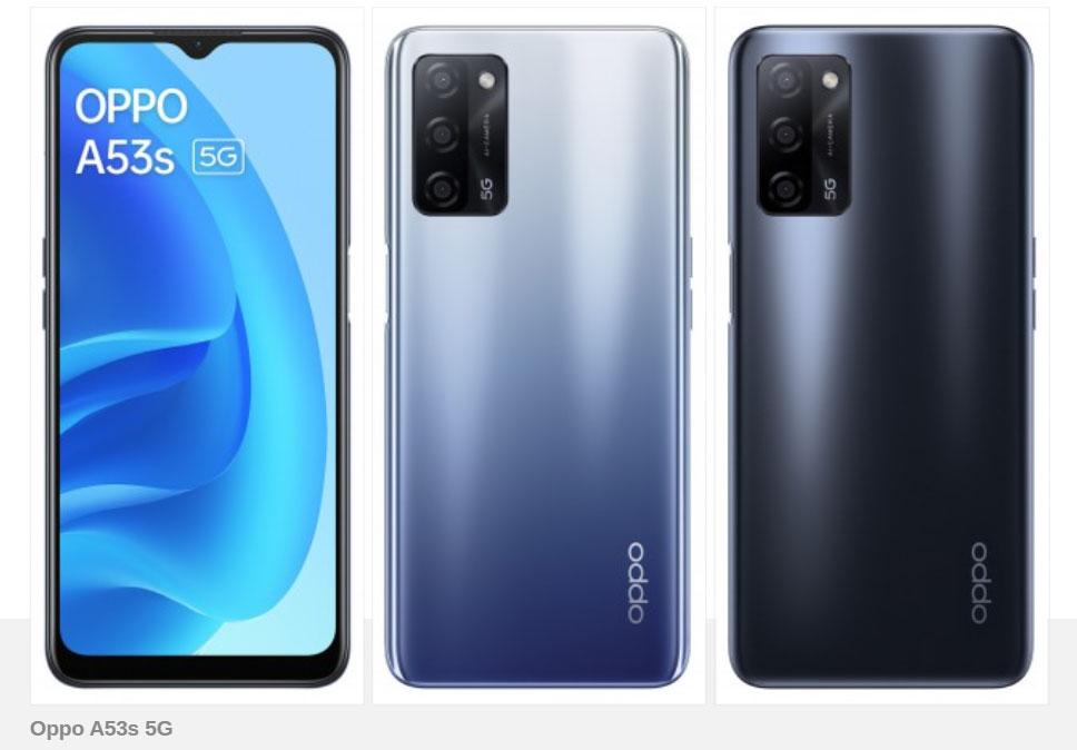 کمپانی چینی از دو گوشی Oppo A95 5G و Oppo A53s 5G رونمایی کرد