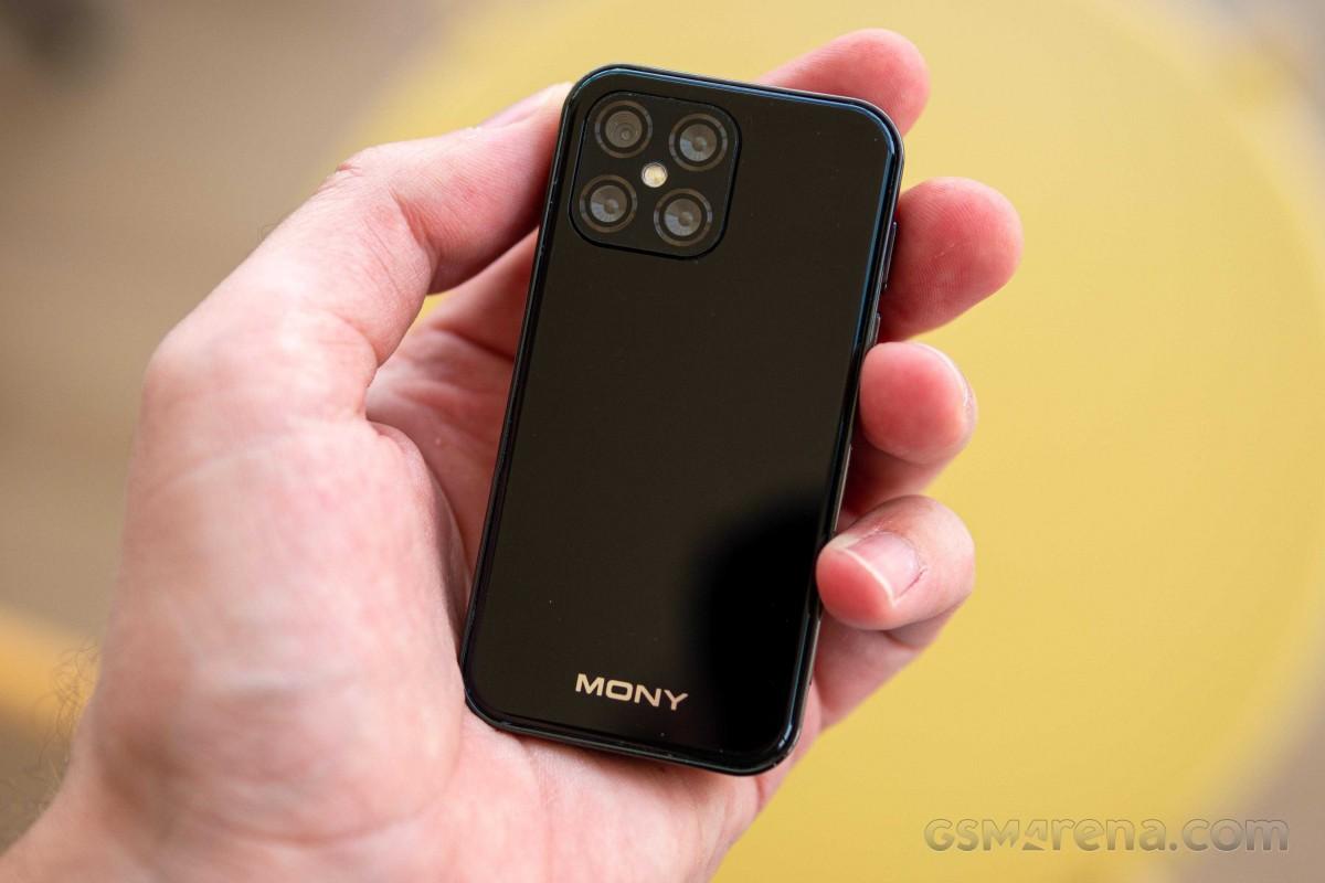 گوشی هوشمند Mony Mist