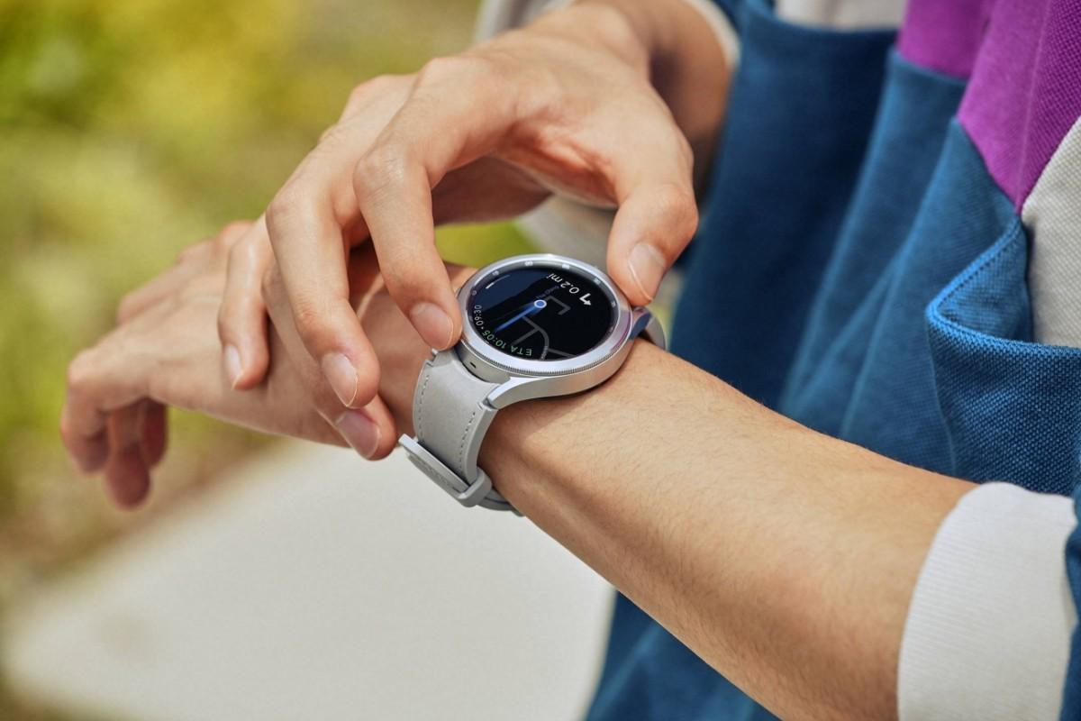 ساعت Galaxy Watch4